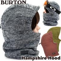 BURTON Hampshire Hood バートン ハンプシャーフード フード付きのネックウォーマ...