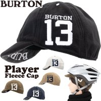 BURTON Player Fleece Cap バートン プレイヤー フリースキャップ ヘルメット...