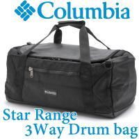 Columbia(コロンビア)の新作! スターレンジ 3 ウェイドラムバッグ Star Range ...
