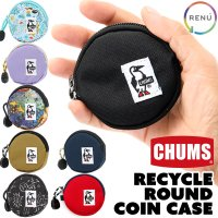 CHUMS チャムス コインケース Eco Round Coin Case