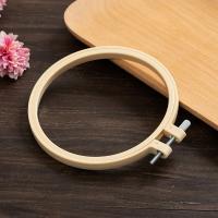 刺繍枠 刺しゅう枠 竹製 クロスステッチツール 刺繍フープセット 刺繍ツール 円形送料無料