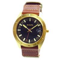 ■NIXON ニクソン 腕時計 メンズ THE ROVER サープラス/ゴールド A3551432 ...