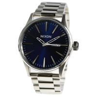 ■商品名 【NIXON】 ニクソン メンズ腕時計 THE SENTRY セントリー ブルーサンレイ ...