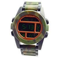 ■商品名 NIXON ニクソン 腕時計 メンズ THE UNIT SS ユニットSS マットブラック...