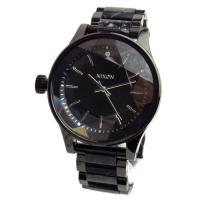 ■商品名 NIXON ニクソン 腕時計 レディース FACET ファセット ブラック/シルバー/マル...