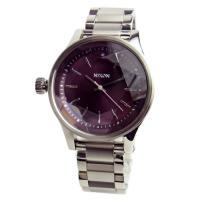 ■商品名 NIXON ニクソン 腕時計 レディース FACET 38 ファセット38 プラム 女性用...