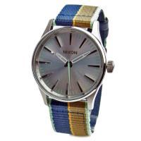 ■商品名 NIXON ニクソン 腕時計 メンズ レディース SENTRY 38 NYLON セントリ...