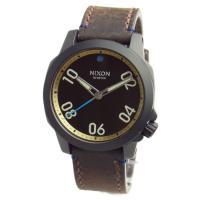 ■商品名 NIXON ニクソン 腕時計 メンズ ユニセックス RANGER 40 LEATHER レ...