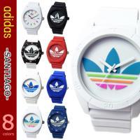 ■商品名 adidas アディダス サンティアゴ 腕時計 メンズ レディース 兼用 ペアウォッチとし...