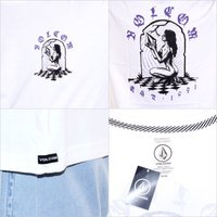 Tシャツ メンズ VOLCOM STONE LUST - A5021706 ボルコム Tシャツ バックプリント ロゴ サーフ ストリート スケート