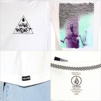 Tシャツ メンズ VOLCOM CROSS MAG - A5021709 ボルコム Tシャツ バックプリント  サーフ スケート 2017 17