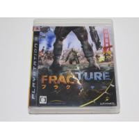 ☆ PlayStation 3のFRACTURE フラクチャーです。 ☆ 対応機種は、PlaySta...