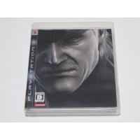 ☆ PlayStation 3のメタルギア ソリッド 4 ガンズ・オブ・ザ・パトリオットです。 ☆ ...