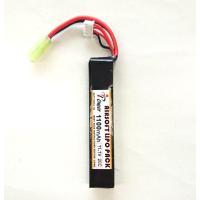 Ipower 007 ALP1100R4A-3S 11.1V 1100mAh ブロック Li-Po battery (リポ バッテリー)