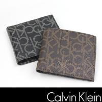 使い勝手のよいコンパクト二つ折り財布 スタイリッシュでイヤミがないアメリカブランドです。  札入れは...