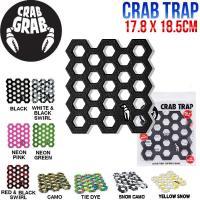CRAB TRAP 17.8 x 18.5cm  カラー CAMO・TIEDYE