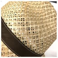 WORLD WIDE FAMOUS ワールドワイドフェイマス SUN ストローハット 帽子 麦わら帽子