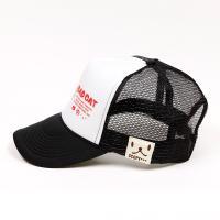 メッシュキャップ 猫 BAD CAT ブラック ネコ ねこ 猫柄 雑貨 - キャップ SCOPY スコーピー