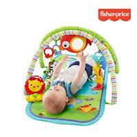 アーチとおもちゃは取り外しができて、 6つのおもちゃでお子様の成長を促すいろいろな遊び方ができます。...