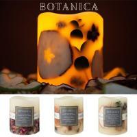 BOTANICA 〜 自然の恵み 〜 自然の美しさを閉じ込めたルームフレグランスシリーズ WAX L...