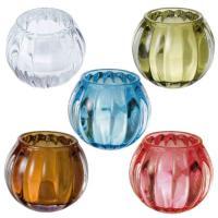 伸びやかで美しい放射線状の光を生み出す キャンドルグラス「スクワッシュ」。 幻想的な煌めきは、お部屋...