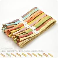 礼装向き金属糸使用で柄と裏が金の格調高い高麗組みの帯締めです。 正絹でこのお値段はお買い得です。 訪...