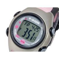 エフラン F-RUN ラップ メモリー 時計  商品仕様:(約)H40×W41×D14.5mm (ボ...