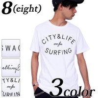 Tシャツ メンズ ロゴ プリント Tシャツ 半袖 Tシャツ