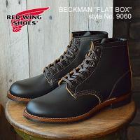 "《BECKMAN BOOTS ""FLAT BOX""》 1905年にレッド・ウィング社を創業したチャー..."