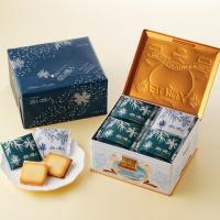 北海道のお菓子の定番中の定番 白い恋人 北海道に来る観光客の30%の人がお土産に買っているというから...
