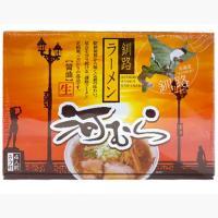 釧路ラーメンの特徴は細ちぢれめん 麺にスープが付きやすいためあっさりとしたしょうゆが丁度よいらしいで...