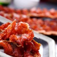 オホーツク鮭とば さざ波サーモン 190g 北海道珍味 ギフト