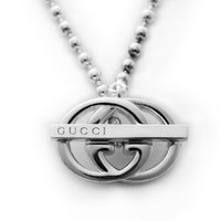 c4d1c8758731 GUCCI 216435-J8400-8106 SILVER 925 NECKLACE グッチアクセサリー シルバー925 ネックレス