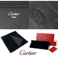 CARTIER  L3001211  パシャ ドゥ マチ付 インターナショナル ワレット カルティエ 長財布 カーフスキン ブラック