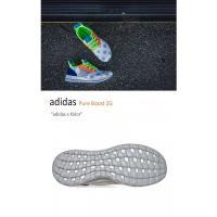 adidas X KOLOR PUREBOOST ZG WHITE アディダス ピュアブースト BA9957