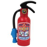 (IKEDA/イケダ) 水ピストル ちびっこ消火隊 450cc (013910) 13910 圧縮式 水鉄砲 消火器