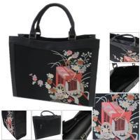 オリジナルバッグ 蘇州刺繍(御所車)
