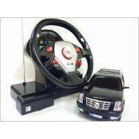 ハンドル型コントローラーで運転席のようなステアリングが楽しめるラジコンです!アメリカ車の代表者といえ...
