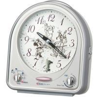 SEIKO(セイコー) 目覚まし時計 ディズニー Disney FD464S ●サイズ/ 136×1...