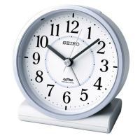 SEIKO(セイコー) 目覚まし時計 アナログ 電波時計 KR328L ●サイズ/ 109×103×...