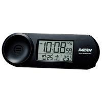 SEIKO セイコー RAIDEN(ライデン) 目覚まし時計 クォーツ時計 デジタル 大音量 NR5...