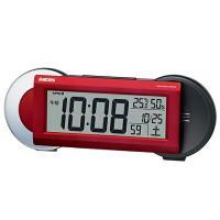 SEIKO セイコー RAIDEN(ライデン) 目覚まし時計 電波時計 デジタル 大音量 NR533...