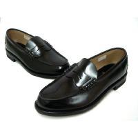 リーガル REGAL 靴 メンズ ビジネスシューズ 2177N  本革 ローファー ブラック