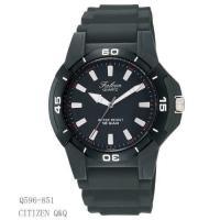 [メール便][送料無料・カード払・前払限定]  ◆シチズン Q&Q クオーツ腕時計 ◆Falcon ...