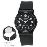 ◆シチズン Q&Q クオーツ腕時計 ◆Falcon 10気圧防水 VP46-854 メンズ  ◆アウ...