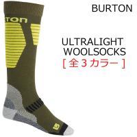 ブランド:BURTON / バートン モデル:ULTRALIGHT WOOL SOCK スノーボード...