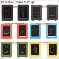 ブランド:BURTON / バートン ・M6のThe Channelボード対応の交換用プラグ  ※2...