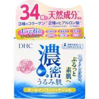 DHC 濃密うるみ肌 オールインワンリッチジェル 120g|aaa83900