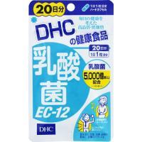 DHC 乳酸菌EC-12 20日分 20粒   送料無料!(ネコポス)  配送方法指定・配送日時指定...