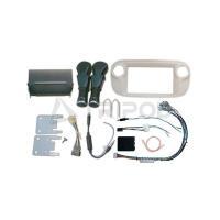 FIAT500 / フィアット500 2DINキット ベージュパネル|aaa83900